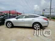 Honda Accord CrossTour EX-L AWD 2010 Silver | Cars for sale in Lagos State, Lekki Phase 1