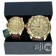 Promado Leather His And Hers Watch | Watches for sale in Lagos State, Lagos Island