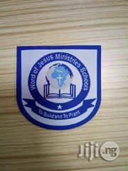 Where To Get Customized School Woven Badges In Nigeria | Manufacturing Services for sale in Lagos State