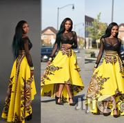 Hot African Fashion Long Flowing Elegant Swing Skirt Luxury Wear | Clothing for sale in Lagos State, Ikeja