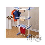 Cloth Hanger Rack With Double Pole-stand - 3 Tier | Home Accessories for sale in Lagos State, Agboyi/Ketu