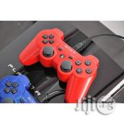 Brand New Red Sony PS3 Pad - Dual Shock 3 Wireless Controller | Accessories & Supplies for Electronics for sale in Abuja (FCT) State, Lugbe District