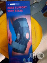 Knee Support With Stay   Sports Equipment for sale in Adamawa State, Guyuk