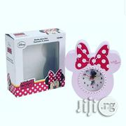 Minnie Mouse Wooden Alarm Clock | Home Accessories for sale in Lagos State