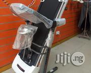 2.5hp Foldable Treadmill With Massager | Massagers for sale in Enugu State, Isi-Uzo