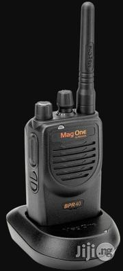 Motorola Mag One Two-way Radio - Black | Audio & Music Equipment for sale in Lagos State, Ikeja
