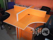 Office 4-man Workstation/Table | Furniture for sale in Lagos State, Ikeja