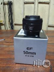 Canon 50mm 1.8 Prime Lens | Accessories & Supplies for Electronics for sale in Lagos State, Amuwo-Odofin