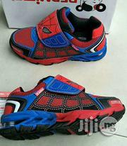 Spiderman Canvas Shoes | Children's Shoes for sale in Lagos State, Amuwo-Odofin