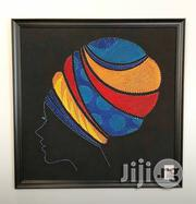 African Queen. 40 By 40 Inches | Arts & Crafts for sale in Lagos State, Surulere