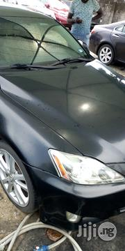 Used Lexus Is250 2007 Black | Cars for sale in Lagos State, Amuwo-Odofin
