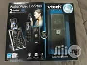 VTECH 2-handset Cordless Answering System (Also An Intercom System) With Audio/Video Doorbell - Phone | Home Appliances for sale in Lagos State, Magodo
