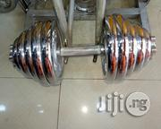 40kg Dumbell | Sports Equipment for sale in Plateau State, Mikang