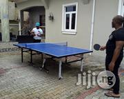 Water Resistance Table Tennis Board | Sports Equipment for sale in Plateau State, Mikang