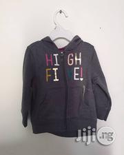 Old Navy 18-24 Months Hooded Top With Inscription | Children's Clothing for sale in Abuja (FCT) State, Jabi