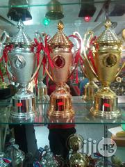 Original Set Of Trophy(Gold Silver And Bronze)   Arts & Crafts for sale in Lagos State, Surulere
