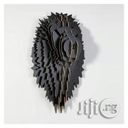 African Lion Head Wall Art (Reference: Th035b) | Arts & Crafts for sale in Lagos State
