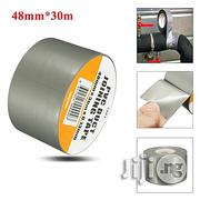 Generic Waterproof Duct Tape 4.8cm*30m Heavy Duty Duct Gaffer Cloth Tape Silver Grey | Other Repair & Constraction Items for sale in Lagos State, Lagos Island