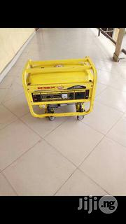 Neatly Used 2.7kw Imex 3500 Generator; With Original Big Copper Coil | Electrical Equipment for sale in Rivers State, Port-Harcourt