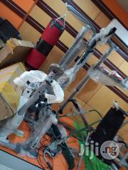 Station Home Gym With Boxing Bag | Sports Equipment for sale in Akwa Ibom State, Uyo