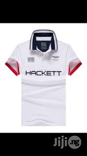 Hackett T Shirt Original Quality | Clothing for sale in Lagos State, Surulere