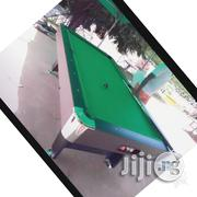 Leg Adjustable 8ft Snooker Board Table With Complete Accessories | Sports Equipment for sale in Katsina State, Danja