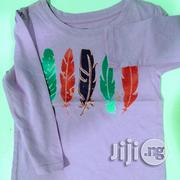 Long Sleeve Shirt Blouse T-shirts | Children's Clothing for sale in Rivers State, Port-Harcourt