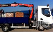 Hire And Rent Hiab/Crane | Logistics Services for sale in Abuja (FCT) State, Utako