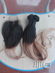 100% Peruvian Ombre Human Hair | Hair Beauty for sale in Lagos State, Ojodu