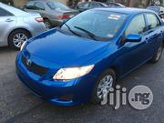 Tokunbo Toyota Corolla 2010 Blue | Cars for sale in Lagos State, Ikeja