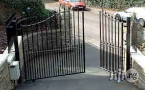 Installation Of Remote Electric Gate