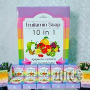 Fruitamin Soap (Strong Whitening Soap) Best For Sensitive Skin | Skin Care for sale in Lagos State, Ikotun/Igando