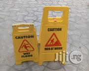 Safety Caution Sign   Safety Equipment for sale in Sokoto State, Wamako