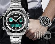 Skmei Fashion Wrist Watch   Watches for sale in Lagos State, Surulere