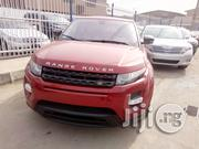 Land Rover Range Rover Evoque 2013 Red | Cars for sale in Lagos State