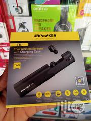 Awei True Wireless Earbuds T8 | Headphones for sale in Lagos State, Ikeja