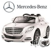 Mercedes S Class Electric Ride On Car   Toys for sale in Lagos State, Lekki Phase 1