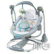 Ingenuity Convert Me Portable Baby Swing-2-seat (New) | Children's Gear & Safety for sale in Lagos State, Lagos Island