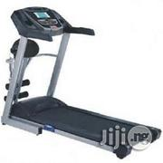 (Black Friday)Standard Treadmill With Massager Twisterand Dumbbells | Massagers for sale in Rivers State, Port-Harcourt