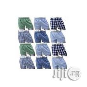 VICTAN 12 Set of Men's Boxers | Clothing Accessories for sale in Abuja (FCT) State, Central Business Dis