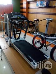 American Fitness 2.5hp Treadmill With Massager | Massagers for sale in Rivers State, Ikwerre
