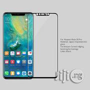 Full Coverage Tempered Glass For Huawei Mate 20 Pro | Accessories for Mobile Phones & Tablets for sale in Lagos State, Ikeja