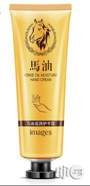 Horse Oil Hand Cream for Soft Bighter Hands With No Dark Knuckles and Blemishes | Skin Care for sale in Lagos State, Ikeja