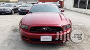 Ford Mustang 2014 Red | Cars for sale in Lagos State, Ajah