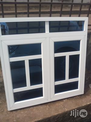 4ft By 4ft Aluminum Casement Window Wit Quality Material And 5mm Glass
