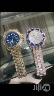 Rolex Full Ice Stone Wrist Watch | Watches for sale in Lagos State, Lagos Island