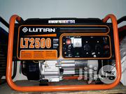 Brand New Lutian 2500 Fuel Generator With 2years Warranty Sign | Electrical Equipment for sale in Lagos State, Ojo