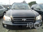 Tokunbo Toyota Highlander 2005 Black | Cars for sale in Rivers State, Port-Harcourt