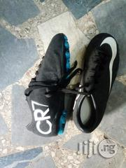 Fairly Used Quality Children Boot(Nike CR7) | Shoes for sale in Lagos State, Lekki Phase 1