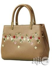 Yummy Cherry Blossom Embroidered Ladies Bag | Bags for sale in Lagos State, Lekki Phase 1